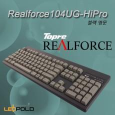 Realforce104UG-HiPro 영문 블랙
