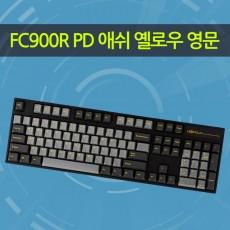 FC900R PD 애쉬 옐로우 영문 클리어(백축)