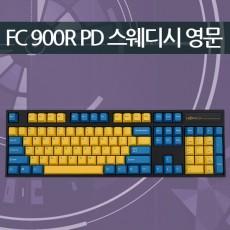 레오폴드 FC900R PD 스웨디시 블랙 영문 저소음적축