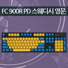 레오폴드 FC900R PD 스웨디시 블랙 영문 클릭(청축)