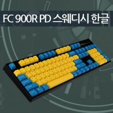 레오폴드 FC900R PD 스웨디시 블랙 한글 클릭(청축)