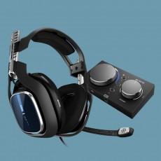 로지텍 아스트로 A40 TR+ MixAmp Pro 4세대 게이밍 헤드셋