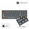 Keychron K4 RGB 맥 애플/윈도우 알루미늄 키보드(블루투스) 한글  - 스위치선택